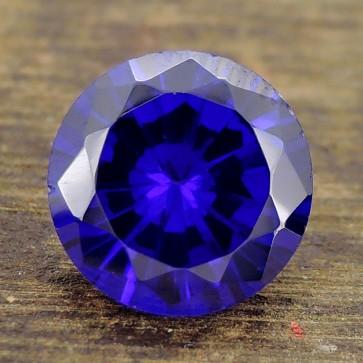 Blue American Zircon