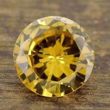 Yellow American Zircon