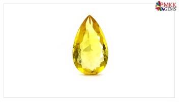 Natural Yellow Fluorite