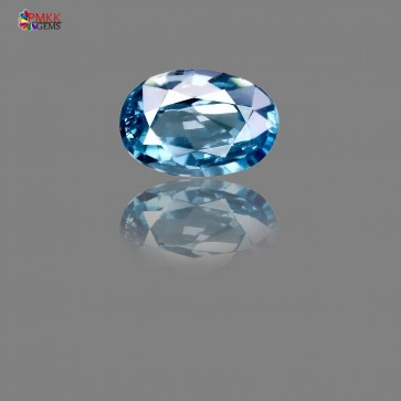 Natural Blue Zircon