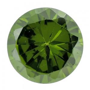 Green American Zircon