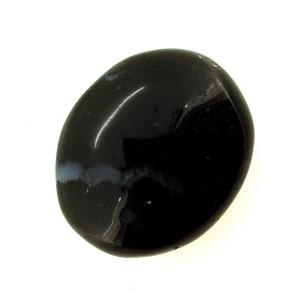 Black Agate Gemstone
