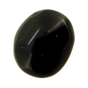 Black Agate Gemstone