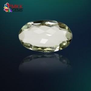 Green Amethyst Gemstone